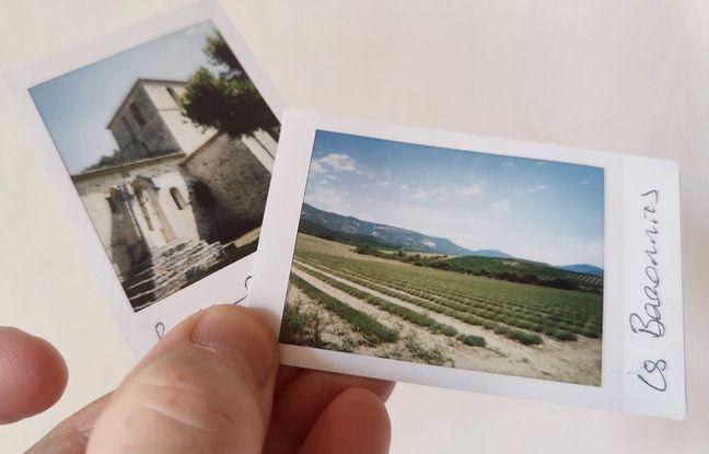 Les photos de monuments et paysages restent trop petites au format carte de crédit.