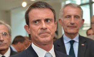 Manuel Valls, Premier ministre, le 15 juillet 2015. ISA HARSIN/SIPA/