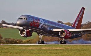 Avion compagnie Jet2