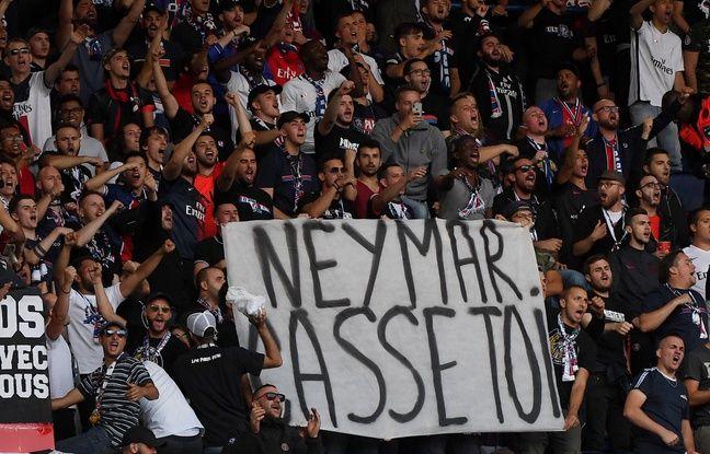PSG: De «Neymar casse-toi» à «Neymar se queda»... Comment le Parc va-t-il accueillir le Brésilien?