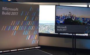 La Microsoft Build se déroule du 10 au 12 mai 2017 à Seattle