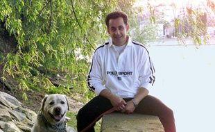 Nicolas Sarkozy et Carla Bruni avaient adopté la femelle labrador en 2008.