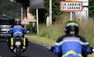 Le fugitif recherché en Dordogne est considéré comme potentiellement très dangereux.