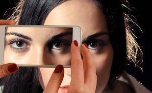 Illustration d'une photo prise sur un smartphone.