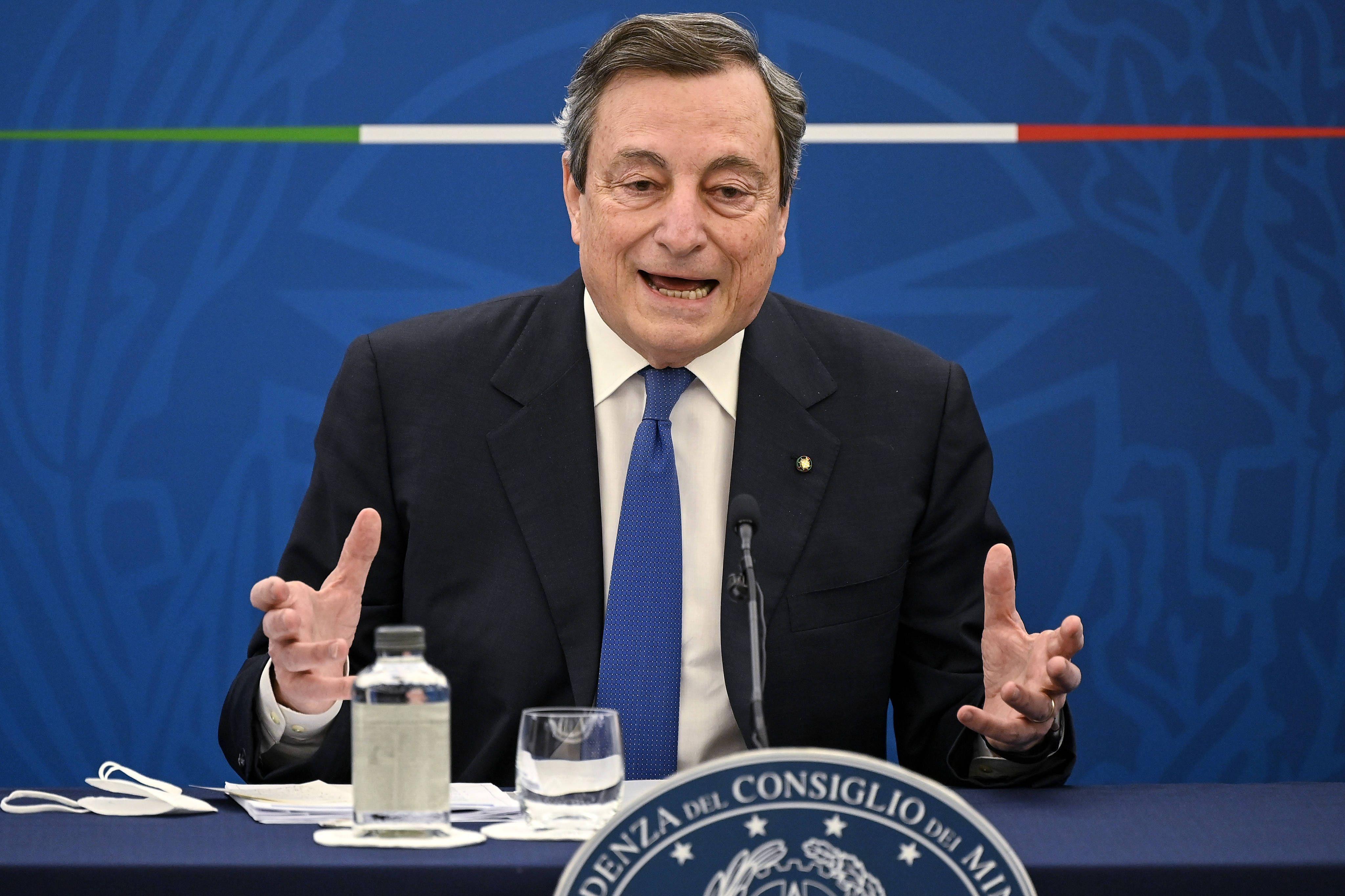 648x415 le premier ministre italien mario draghi lors d une conference de presse a rome