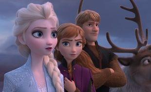 Les personnages de «La Reine des neiges» réunis dans la bande-annonce du deuxième opus.