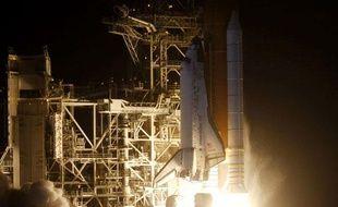 La nevette Discovery a décollé le 29 août 2009 à 5h59 (heure de Paris). Elle va livrer des appareils électroménagers à la Station spatiale internationale.