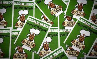 «Charlie Hebdo», un record de tirages