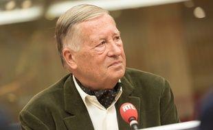 Après 20 années passées sur RTL, Alain Duhamel quitte la station.