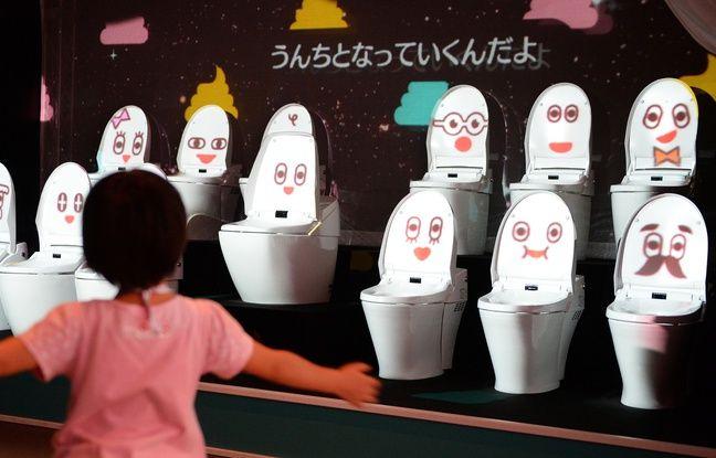 japon le gouvernement lance un concours de design de toilettes. Black Bedroom Furniture Sets. Home Design Ideas