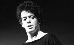 Lou Reed en 1983