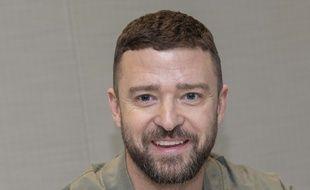 Le chanteur et acteur Justin Timberlake