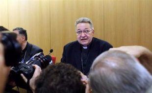 Mgr André Vingt-Trois, archevêque de Paris et président de la Conférence des évêques de France, a ouvert mardi l'assemblée plénière des évêques avec une vibrante critique du travail dominical.