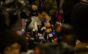 Parti de Kuala Lumpur, en Malaisie, l'appareil, qui transporte 239 personnes dont quatre Français, aurait dû atterrir à 23h30 vendredi (heure de Paris) à Pékin.