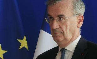 Le gouverneur de la Banque de France François Villeroy de Galhau.