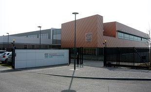 Le centre de formation de Caudry.