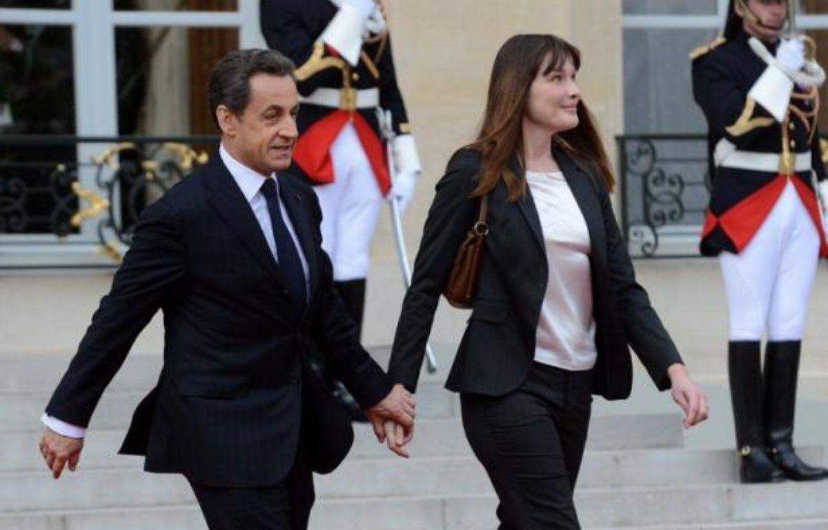 L'ancien président français Nicolas Sarkozy et son épouse Carla, en visite privée au Maroc, séjournent dans une résidence mise à leur disposition à Marrakech par le roi Mohammed VI, dans le sud du royaume, a indiqué mardi à l'AFP un responsable des autorités locales. – Eric Feferberg afp.com