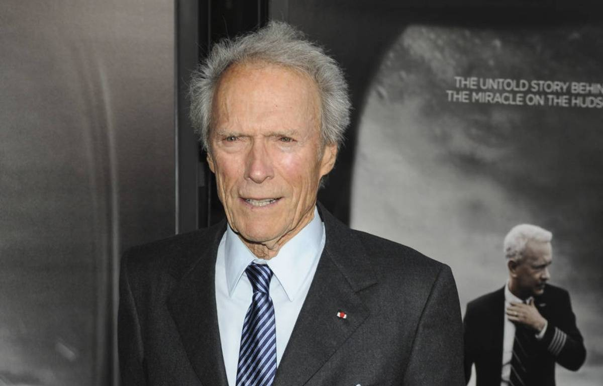 Clint Eastwood – WENN
