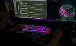 Un hacker (image d'illustration).