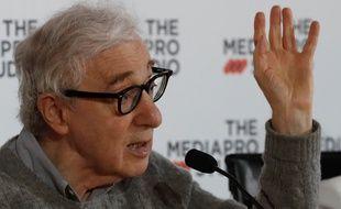 Le dernier film de Woody Allen n'est pour l'instant pas programmé aux Etats-Unis.