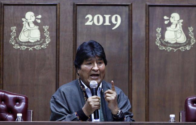 L'ancien président bolivien Evo Morales est arrivé en Argentine et va s'y installer