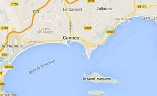 Carte de Cannes