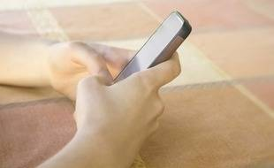 L'alerte SMS a été reçue tardivement (illustration).