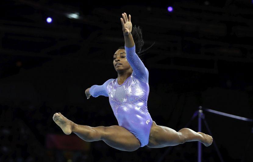 Gymnastique: Record impensable pour Simone Biles, avec une 25e médaille mondiale