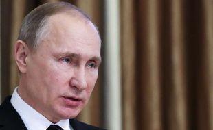 Poutine a nié l'existence d'un programme de dopage mis en place par la Russie