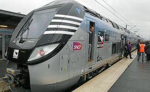 Le premier Regio 2N mis en service est long de 110m et compte 491 places.