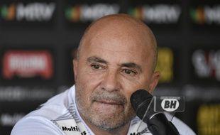 Jorge Sampaoli a officiellement pris ses fonctions de coach de l'OM ce lundi