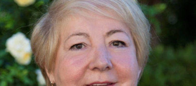 Marie-Christine Bousquet, maire de Lodève.