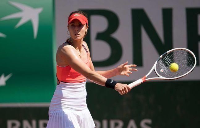 Roland-Garros: Djokovic chez Lacoste ? «J'espère qu'il reste du budget pour les autres», plaisante Alizé Cornet dans actualitas dimanche 648x415_alize-cornet-1er-juin-2016-roland-garros