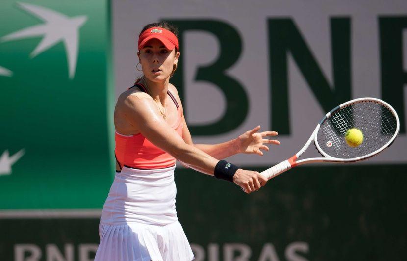 cb368736bd Roland-Garros: Djokovic chez Lacoste ? «J'espère qu'il reste du budget pour  les autres», plaisante Alizé Cornet