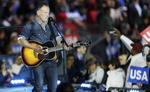 Le Boss, Bruce Springsteen