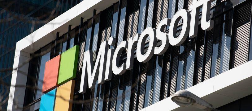 Le siège allemand à Munich de Microsoft (illustration).