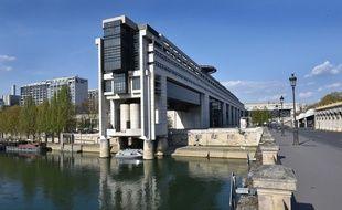 Ministère de l'économie à Paris (Archives)