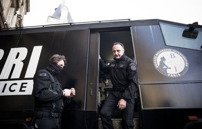 Christophe Molmy, l'ancien chef de la BRI, qui a mené l'assaut du Bataclan