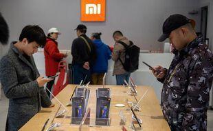 Après Huawei, au tour de Xiaomi d'être blacklisté par les États-Unis