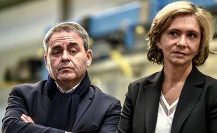 Xavier Bertrand et Valérie Pécresse.
