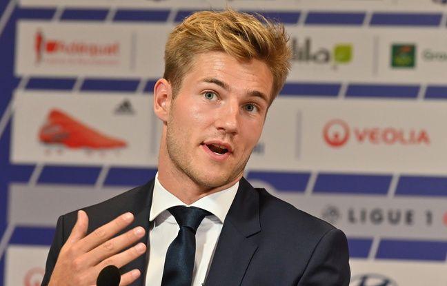 OL: Pour Joachim Andersen, «si tu n'as pas l'ambition d'être champion, tu n'es pas au bon endroit à Lyon»