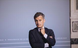 Gérald Darmanin à Paris, le 10 juin 2020.
