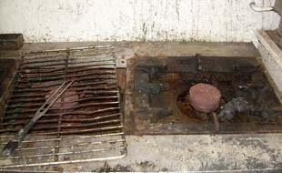 Les gendarmes ont découvert un local dans un état d'hygiène déplorable.