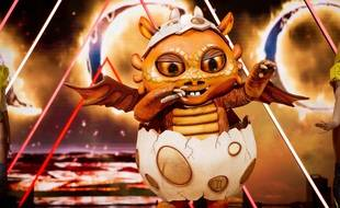 Le dragon remportera-t-il la saison 2 de « Mask Singer » ?