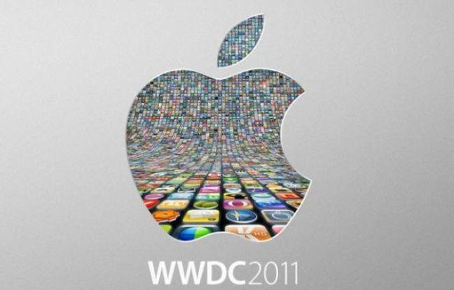 Le logo de la conférence WWDC 2011 d'Apple.