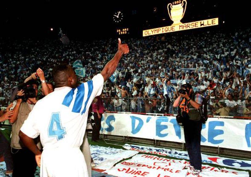 Il y a 25 ans, l'OM remportait la Ligue des Champions