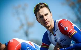 Après sa lourde chute sur le Tour de France, Ignatas Konovalovas a repris la compétition le 1er octobre sur la Route Adélie à Vitré.