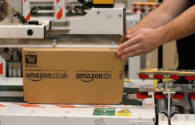 Allemagne: Des centaines de salariés d'Amazon sont en grève