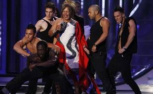 Loalwa Braz en 2012 au Latin Billboard Awards.