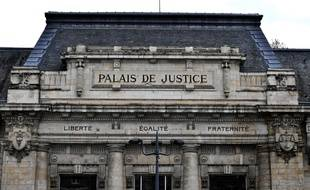 Palais de justice (illustration).